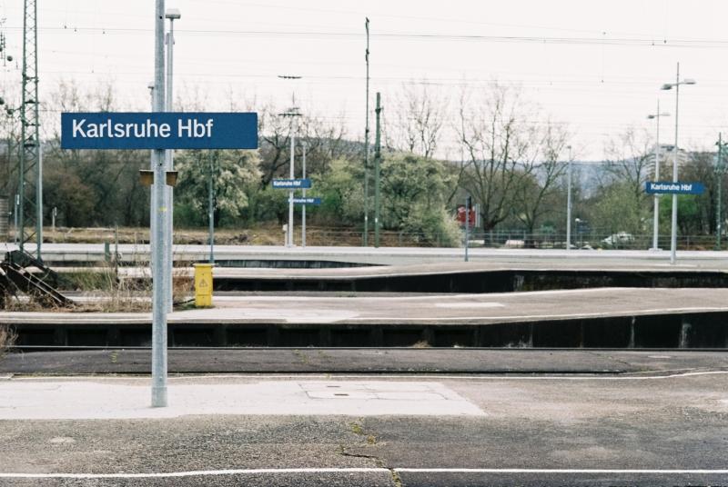 Karlsruhe, Karlsruhe, Karlsruhe ...