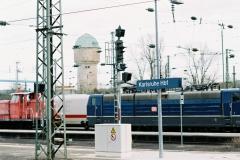 Bahnhof Karlsruhe